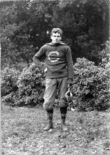"Photo 1890s Univ Calif Berkeley ""Football - C. Pringle"""