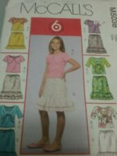 Girls skirts and tops size 12,14,16