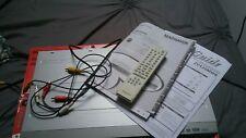 Magnavox DVD Recorder VCR Player Combo w/ Remote Model ZV420MW8
