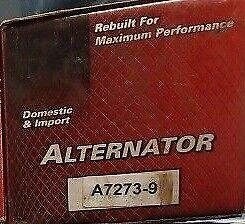 BBB Industries 7273-9 Remanufactured Alternator