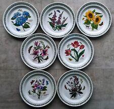 Botanic Garden Tableware Portmeirion Pottery Dinner Plates | eBay
