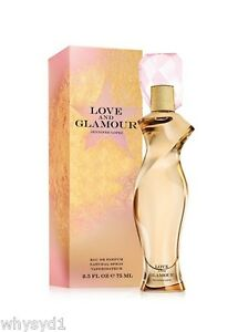 LOVE AND GLAMOUR 75ml EDP SPRAY FOR WOMEN PERFUME BY JENNIFER LOPEZ JLO PERFUME