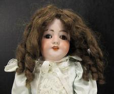 "Antique 22""Sweet Simon & Halbig 550 Mold Bisque Head Doll Needs A Little TLC yqz"