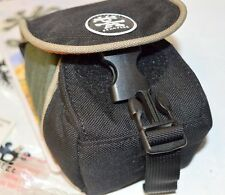 Crumpler Pouch-Perfect BC-001, anything you need to keep safe-very strong-Blk/Gr