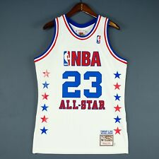 100% Authentic Michael Jordan Mitchell & Ness 03 2003 All Star Jersey Size 40 M