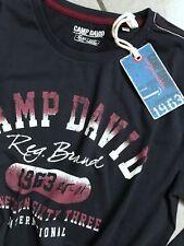 CAMP DAVID Jungen Shirt Langarmshirt Gr.176 NEU !!!