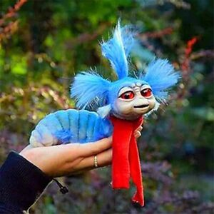 2021 New Worm from Labyrinth 6in Plush Doll Fans of the Maze of the Devil Gift