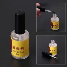Glue Adhesive Superglue Remover Cleaner Debonder Bottle For UV Epoxy Resin 20g