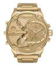 Diesel DZ7399 - Mr Daddy 2.0 Men's Gold Stainless Steel Chronograph Watch