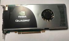 Nvidia Quadro FX 3700 Workstation Professional Graphics Card Video 512 MB GDDR3