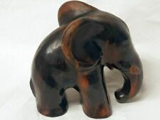 Seltene Expressive Keramik / Stehender Elefant um 1950 - 1960, Walter Bosse ?