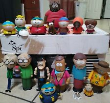 Lot of 14 Mezco Mirage Kidrobot South park figures Butters Gay Al Mr Slave Kenny