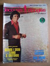 JACQUES DOUGLAS n°106 1974 Poster Katiuscia Kirk Morris ed. Lancio  [G576]