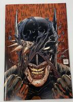 Batman Who Laughs #1 Tony Daniel Virgin Color Torpedo Variant DC