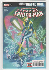 Amazing Spiderman Volume 4 #17 Dan Slott Dead No More Electro Alex Ross 9.6