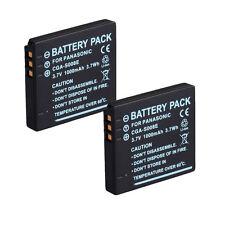 Camera Batteries for Panasonic