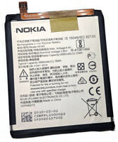 Genuine BATTERY Nokia 6.1 Single SIM, Nokia 6.1 Dual SIM 3060mAh, BPPL200002S