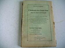 INDUSTRIE CORPS GRAS PROVENCE savons huile graisse margarine stéarine 1928