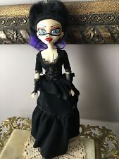 Bleeding Edge Goth Doll Raven Gothic