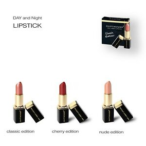 EGYPT WONDER LONG LASTING AND CARING DAY + NIGHT LIPSTICK 1 COLOUR =>100 SHADES