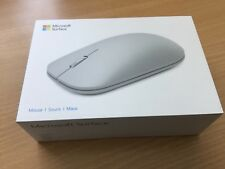 OFFICIAL MICROSOFT SURFACE MOUSE GREY BLUETOOTH BRAND NEW WS3-00002