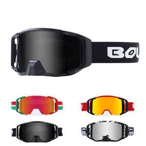 Cycling Windproof Bike Goggles Racing Sunglasses MTB BMX XC Road Riding Eyewear