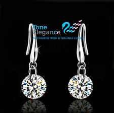Diamond Simulated Fine Earrings