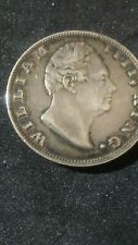 1835 INDIA/BRITISH William IIII One Rupee XF Nice Example