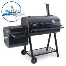Hark Tri-Fire Offset Smoker/Charcoal BBQ/Rotisserie