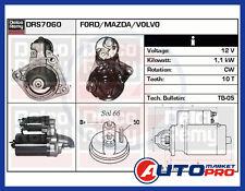MOTORINO AVVIAMENTO DELCO REMY PER FORD B-MAX C-MAX FIESTA FOCUS 1.4 LPG 1.6 Ti