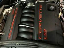 2009 CORVETTE C6 COMPLETE LS3 ENGINE DROP OUT 6.2 430HP 49K MILES