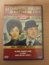 DVD - CHAPEAU MELON ET BOTTES DE CUIR - 1968 - SAISON 6 - VOLUME 5 - réf 18