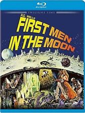 FIRST MEN IN THE MOON BLU RAY LIMITED EDITION