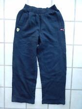 Puma Ferrari Boys Winter Sweat Pants Black - M