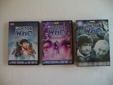 Doctor Who DVDs: Ice Warriors,Mind Robber, Lost in Time Collection