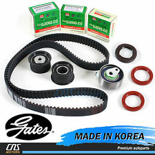 Gates HTD Timing Belt Kit 99-08 Chevy Optra Nubira Suzuki Forenza Reno 2.0L