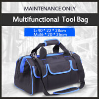 Portable Heavy Duty Waterproof Canvas Storage Hand Electric Tool Bag  NEW# a1z