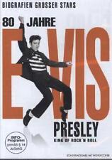 Elvis Presley - King of Rock'n Roll - 80 Jahre - DVD - NEU&OVP