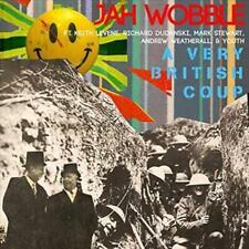 JAH WOBBLE - A VERY BRITISH COUP (LTD NEON YELLOW VINYL) NEW VINYL