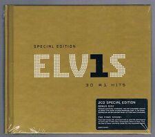 ELVIS PRESLEY 30#1 HITS - 2 CD EDICIÓN ESPECIAL F.C. NUEVO SELLADO