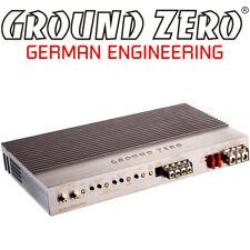 Ground Zero Gzua 2.250SQ-PLUS 2 Canal Amplificateur 2 Ch Ampères