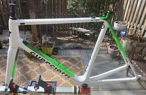Guerciotti frame Fork Headset E-740 Rim Brake