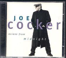 CD ALBUM 12 TITRES--JOE COCKER--ACROSS FROM MIDNIGHT--1997