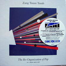 "Zang Tuum Tumb LIMITED EDITION ZTT 7"" BOXSET Vinyl Record RSD 2014 #477/1000"