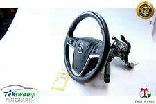 13-17 Buick Encore Steering Column w Wheel Lever Assy OEM 94544335