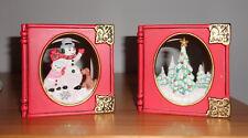 Partylite Teelichthalter Weihnachtsmärchen Paar P9926 Dekostücke in OVP