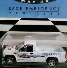 Johnny Lightning 00 2000 Chevrolet Silverado Pickup Truck Indianapolis 500 Race