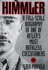 Himmler by Peter Padfield (1996, Hardcover, Reprint)