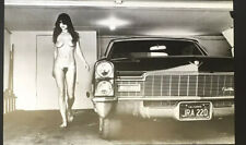 """1976🚙Original""""Hollywood"""" HELMUT NEWTON ⭐️special Collection Matted  Frame Ready"""
