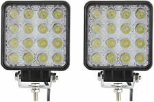 2pc LED Light Bar 4'' Led Pods 48W LED Bar Off Road Driving Fog Lights for Truck